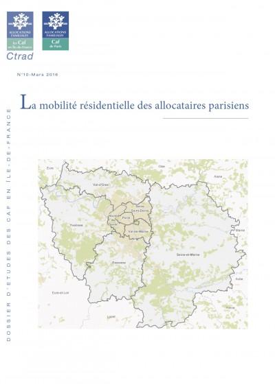 DE-10 La mobilité résidentielle des allocataires parisiens