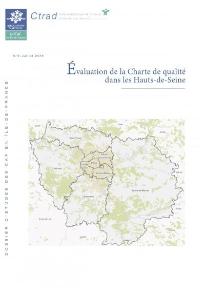 DE-5 Évaluation de la Charte de qualité dans les Hauts-de-Seine