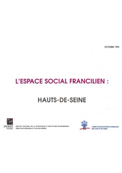 L'ESPACE SOCIAL FRANCILIEN : HAUTS-DE-SEINE